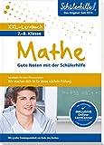 XXL-Lernbuch Mathe 7./8. Klasse: Gute Noten mit der Schülerhilfe