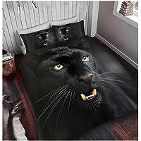 Amazon Fr Panthere Noire Literie Et Linge De Maison