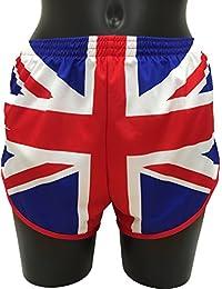 Ronhill Union Jack Running Shorts