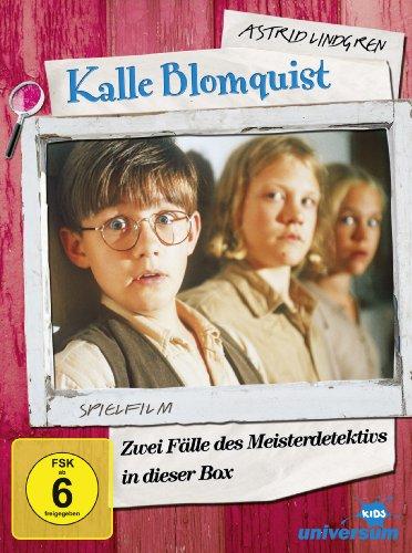Bild von Astrid Lindgren: Kalle Blomquist lebt gefährlich & Sein neuester Fall [2 DVDs]