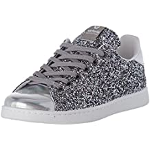 low priced 3d5be dc4bd Victoria Deportivo Glitter, Baskets Basses Fille