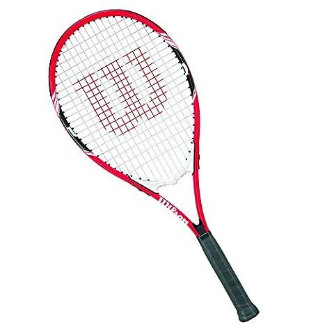 Wilson Raquette de Tennis Homme/Femme, Jeu en Toutes Zones, Amateurs,