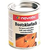 Novatic Bootsklarlack transparent seidenglänzend 2,5l