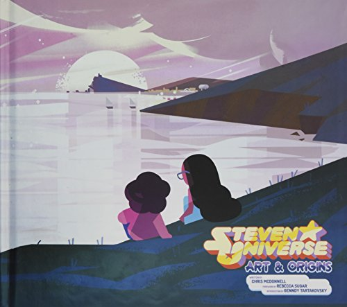 Steven Universe: Art & Origins por Chris McDonnell