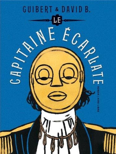 Le Capitaine Écarlate - tome 1 - Le capitaine écarlate (RAL)