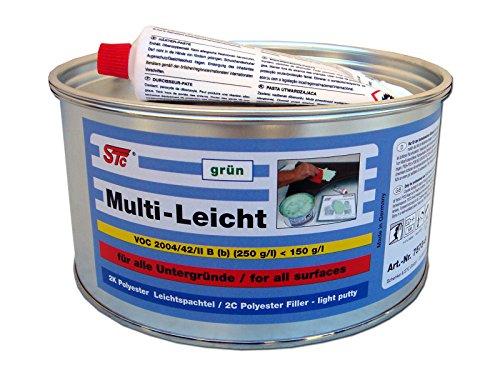 stc-multi-leicht-grn-16-kg-dose-inkl-hrter-2k-spachtelmasse-auto-leichtspachtel-kfz-2k-feinspachtel