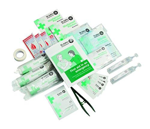 St John Ambulance Universal First Aid Refill