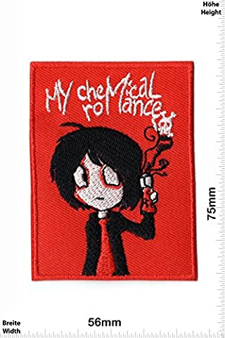 Patches - My Chemical Romance - MusicPatches - Rock -