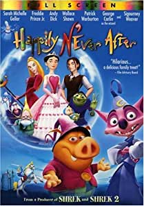 Happily N'Ever After [DVD] [2007] [Region 1] [US Import] [NTSC]