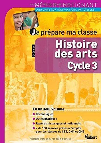Je prépare ma classe d'histoire des arts au cycle 3 de Marc Loison (8 juin 2012) Broché