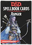 Gale Force Nine GF973920 - Brettspiel Dungeons und Dragons: Ranger Spellbook Cards