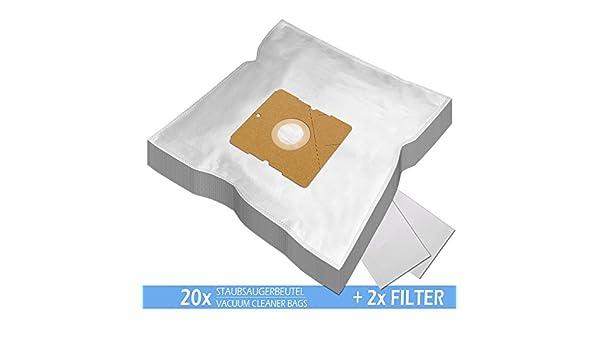 20 Staubsaugerbeutel geeignet für Menalux DCT120