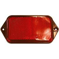 CARPOINT Catadioptrico rojo 95x50mm 2p