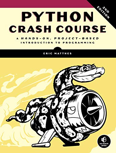Python Crash Course por Eric Matthes