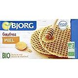 Bjorg - Gaufres au miel, certifié AB - Le paquet de 175g - Prix Unitaire - Livraison Gratuit Sous 3 Jours