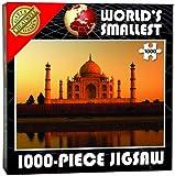 World's Smallest Jigsaw Taj Mahal