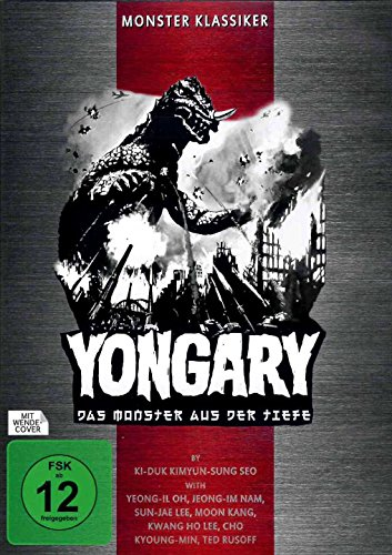 Godzilla : Yongary - Das Monster aus der Tiefe [Monster Klassiker]