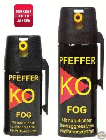 Pfefferspray K.O. Spray FOG 50ml