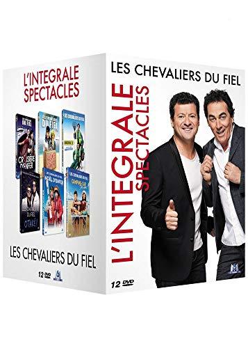 Les Chevaliers du Fiel-L'intégrale Spectacles