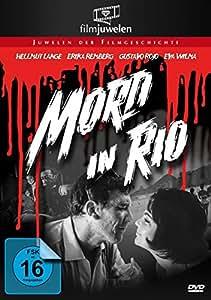 Mord in Rio - Krimi-Abenteuer mit Hellmut Lange (Filmjuwelen)