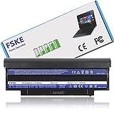 FSKE J1KND Akku für Dell Inspiron N5050 N5010 N5110 N4010 N7110 M5110 Vostro 3550 1540 Series Notebook Battery, 11.1V 6600mAh 9-Zelle