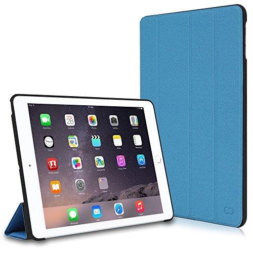 CaseCrown Apple iPad Air 2 Case, Omni Cover Case (Blue) (Blue Ipad 2-case Apple)