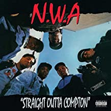 Straight Outta Compton (Limited 25th Anniversary Edition) [Vinyl LP]