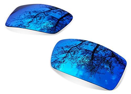 sunglasses restorer Ersatzgläser für Oakley Eyepatch 2 (Polarisierte Ice Blue Linsen)