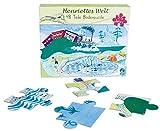 Henriettes Welt Bodenpuzzle 48 Teile: Henriette Bimmelbahn