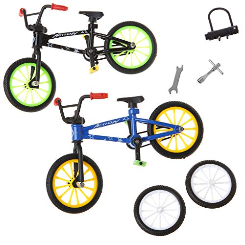 Autone Mountain Bike Eccellente Funzionale Giocattoli Metallo, Mini Extreme Sport Cool Boy Creative Game Toy Set