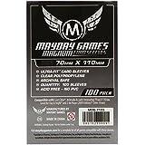 Maydaygames - 100 Protège Cartes 70x110mm - Pour Les cités Perdues (7103)