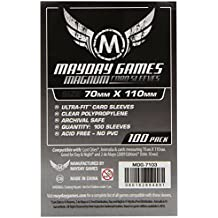 Mayday Games - Funda para cartas coleccionables Lost (7103) (versión en Italiano)
