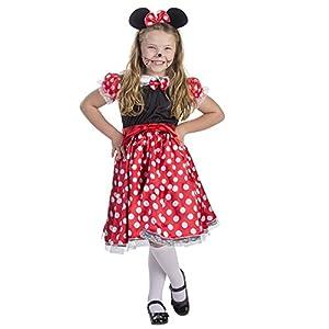 Vestir Miss América del Traje del ratón con Encanto (8 - 10 años)