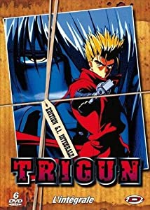 """Afficher """"Trigun DVD 1 & 2"""""""