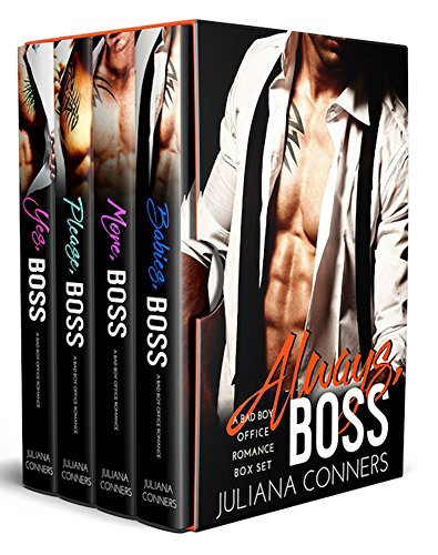 always-boss-bad-boy-office-romance-series-box-set-english-edition