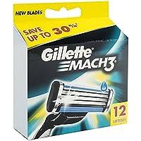 Gillette Mach3Lames, Lot de 12