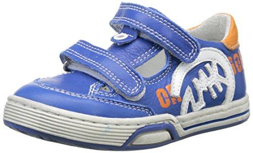 Little Mary Vincenzo, Baskets Basses Garçon Bleu (Nappa Horizon)
