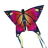 CIM Leichtwind Schmetterling Drachen - Butterfly PINK - Einleiner Flugdrachen