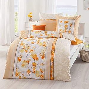 Bettwäsche 155220 Mako Satin Orange Günstig Online Kaufen Dein