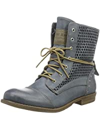 Mustang Damen 1157-542-875 Combat Boots