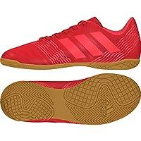 adidas Nemeziz Tango 17.4 In J Zapatillas de fútbol Sala, Unisex niño, Naranja (