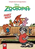 Best Disney Libros Para Niños 8-10s - Disney Zootopia - Family Night: Younger Readers Graphic Review
