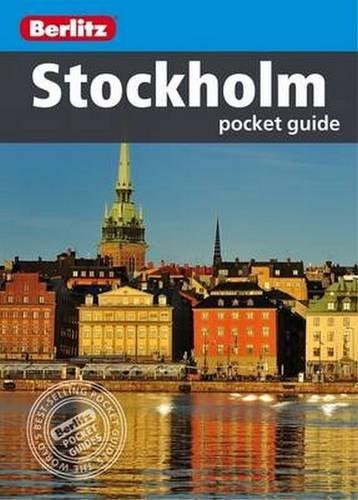 Berlitz. Stockholm Pocket Guide (Berlitz Pocket Guides)