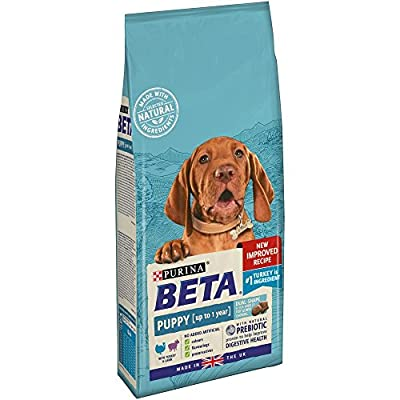 BETA PURINA Puppy Turkey & Lamb Dry, 14 kg by Nestle Purina Petcare (UK) Ltd