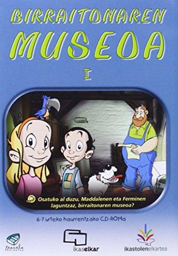 (cd-Rom) Lh 1 -Txanela- Birraitonaren Museoa I (Testuliburu Berriak)