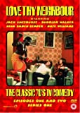 Love Thy Neighbour: Series 1 - Episodes 1 And 2 [DVD] by Jack Smethurst