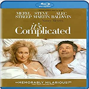 It's Complicated [Blu-ray] [2009] [US Import]