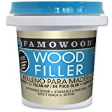 FAMOWOOD 40042106Latex Holzauffüller-1/4Pint, Birke