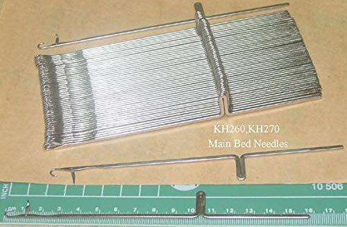 Brother KH260 KH270 Strickmaschinennadeln, 10 Stück