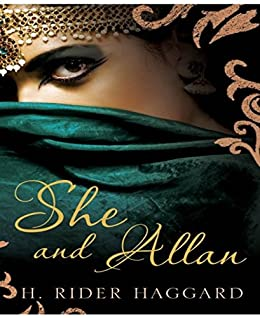 She and Allen by [H. Rider Haggard]